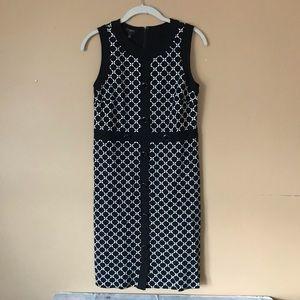 Talbots Petites Sleeveless Career Dress - 1173